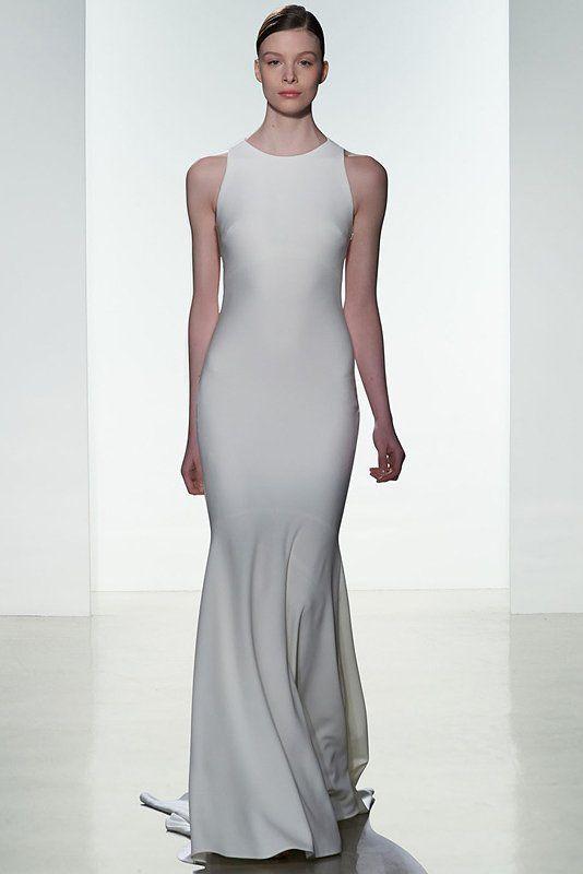 9 best spring 2014 wedding dresses images on pinterest for Amsale wedding dress price