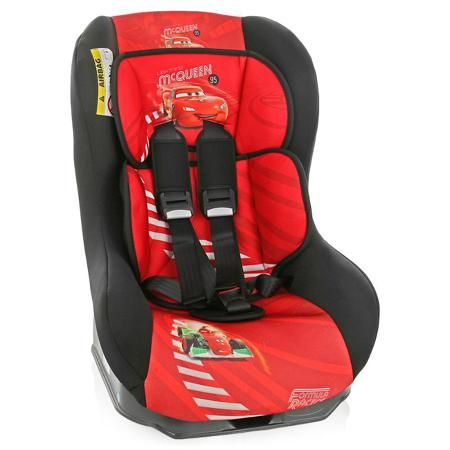 Автокресло Nania Driver cars Disney  — 4490р. ------------------ Автокресло Nania Driver - универсальное детское автокресло группы 0+/1 (до 18 кг), предназначено для детей с рождения до 4 лет. Автокресло устанавливается по ходу движения, либо против хода, в зависимости от веса и возраста ребенка. Автокресло фиксируется в автомобиле с помощью штатных ремней безопасности. Ребенок удерживается с помощью внутренних пятиточечных ремней с мягкими накладками. Ремни имеют 3 положения регулировки по…