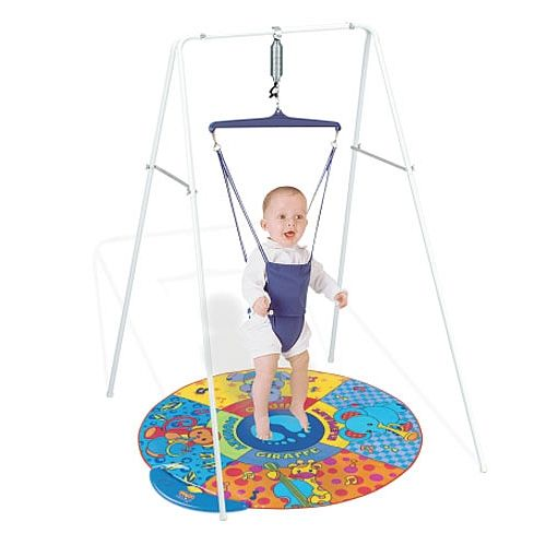 Jolly Jumper On A Stand Quot So Much Fun Quot Bought From Toys R