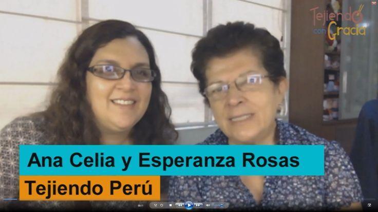 """Esperanza Rosas de Tejiendo Perú: """"Nunca pensé que podría vivir de esto"""" - YouTube"""