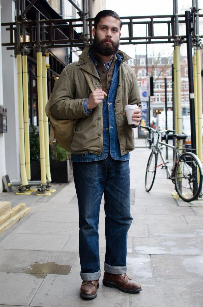 The Sharp Gentleman Threads Pinterest Male Street Fashion