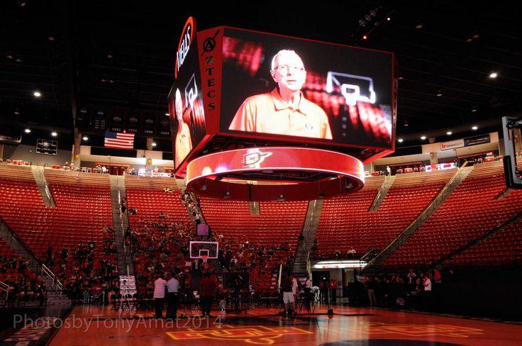 SDSU Basketball: Starting 5 has been announced.