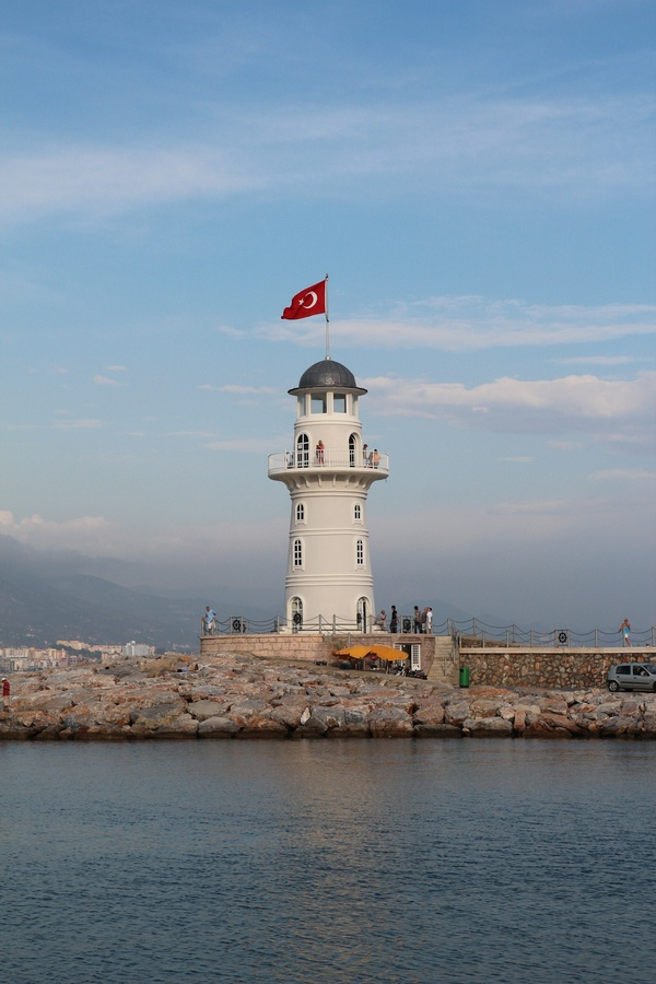 Lighthouse, Alanya