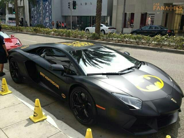 Batman S Aventador B Ferrari Vs Lamborghini Pinterest Batman