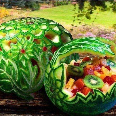 cool watermelon design