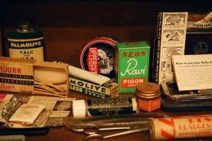 To vintage μπαρμπέρικο της Σοφοκλέους μοιάζει να βγήκε από τη Νέα Υόρκη την εποχή του μεσοπολέμου.