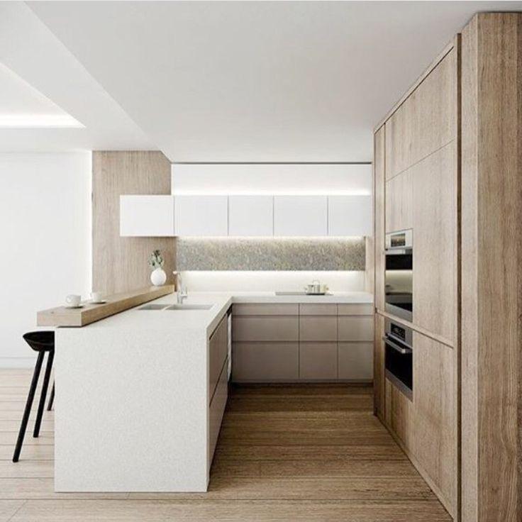 Home works kitchen k che k che k chendesign und for Moderne holzkuchen