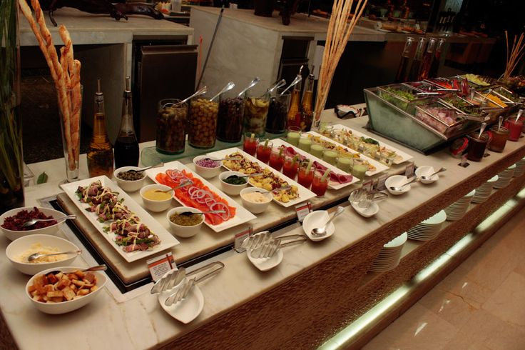 Buffet Salad Bar Restaurant | Satoo Buffet Restaurant
