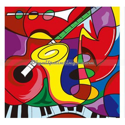 Musical Instruments--Picasso