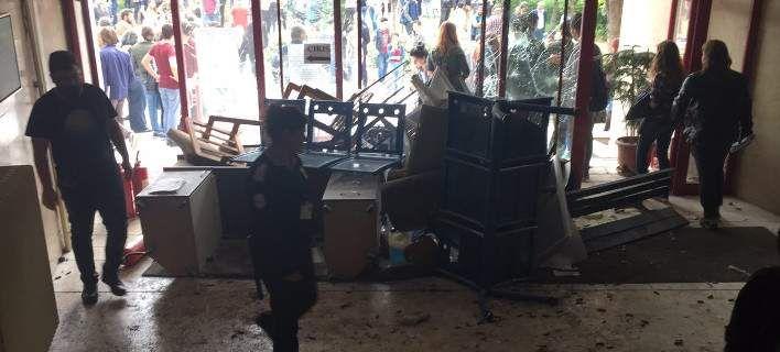 ΑΓΚΥΡΑ - Επίθεση ισλαμιστών σε πανεπιστήμιο με στόχο φοιτητές που έπιναν καφέ
