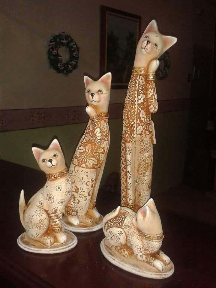 Familia gatos