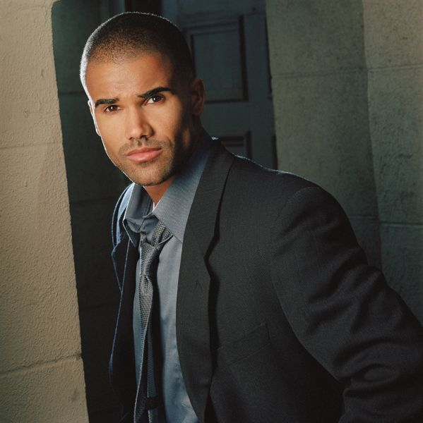 Shemar Moore....Has got to be one of the sexiest black men alive Special Agent Morgan from Criminal Minds...One of the many reasons I watch the show :)