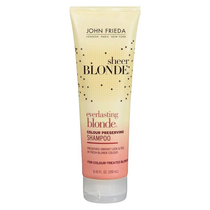John Frieda Sheer Blonde Everlasting Blonde Shampoo - 8.45 Fl Oz