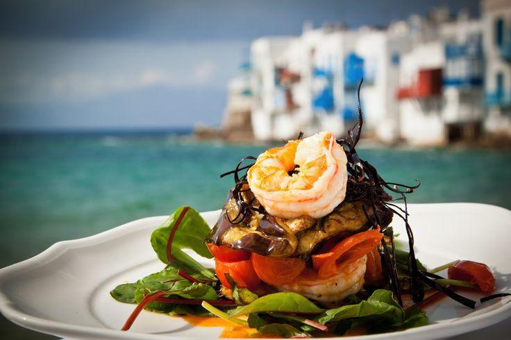 Local high-end cuisine
