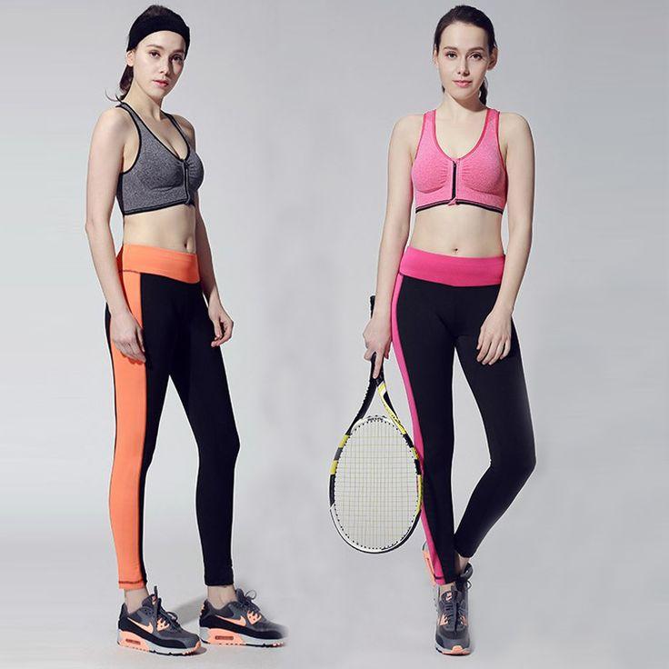 S-XL 4 Colors Women Sport Leggings