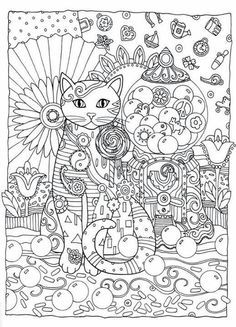 find this pin and more on coloring pages for adults christmas etc - Creative Coloring Sheets