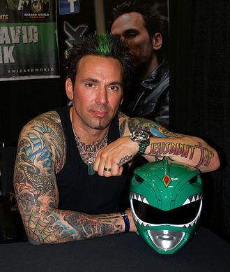 Jason David Frank - Green power ranger