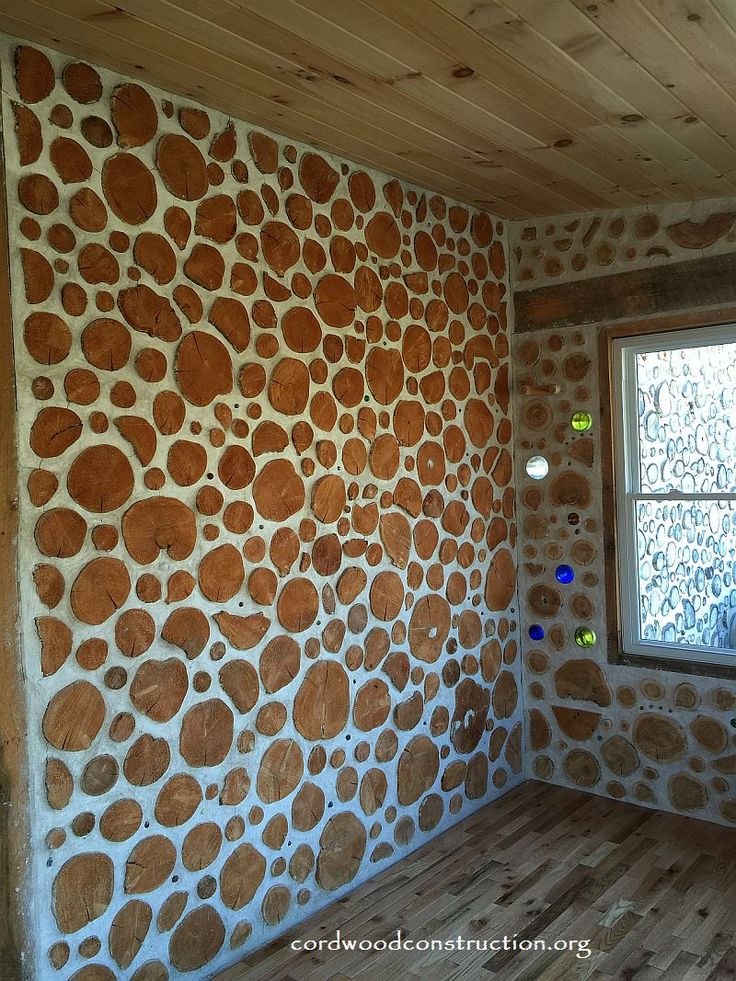 One of thee most beautiful cordwood homes I have ever had the pleasure of seeing is the lovely home of Bruce Kilgore and Nancy Dow in the Adirondacks near Saranac, New York.  This home is energy-ef…