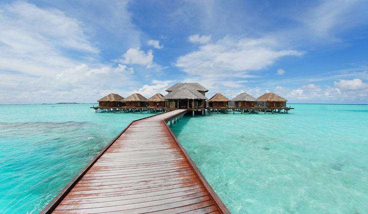 Ein Traum - Relaxen im Anantara Veli Resort & Spa auf den Malediven