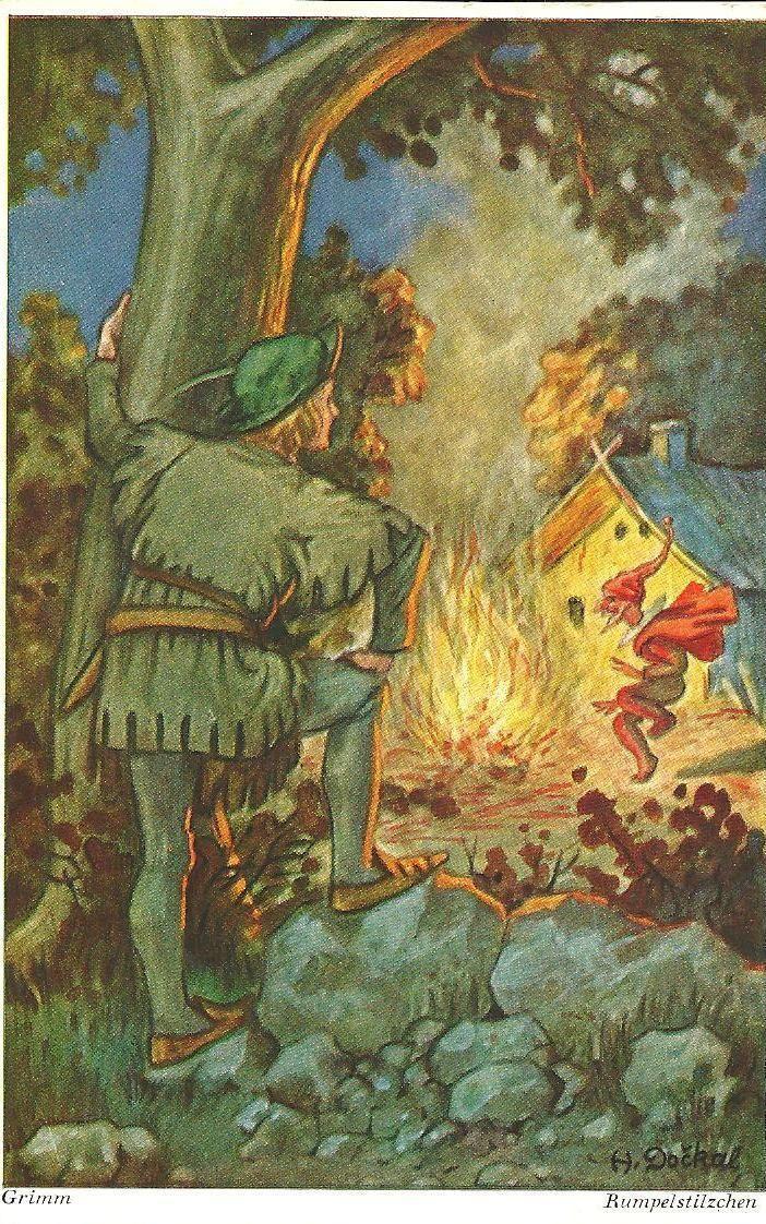 118 best images about Rumpelstiltskin (Brothers Grimm) on ...