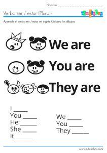 Resultado de imagen para ejercicios para imprimir los pronombres en ingles