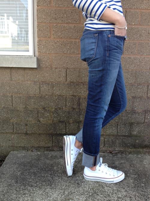 Chucks+Jeans #ReitmansJeans #ASideOfStyle