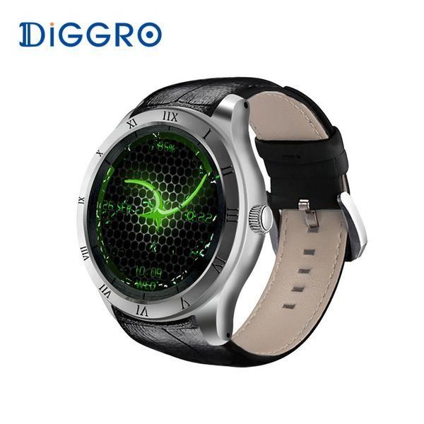 Diggro DI05 Smart Watch WIFI GPS MTK6580 Bluetooth 4 0 512MB
