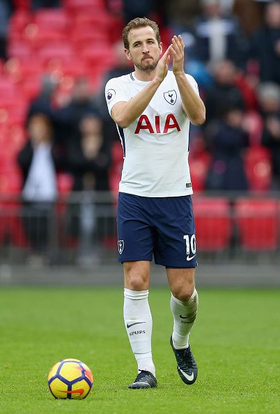 Harry Kane from macth Tottenham Hotspur v Southampton - Premier League