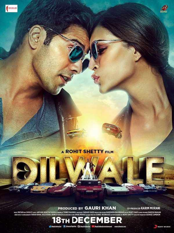 dilwale poster - Google Search