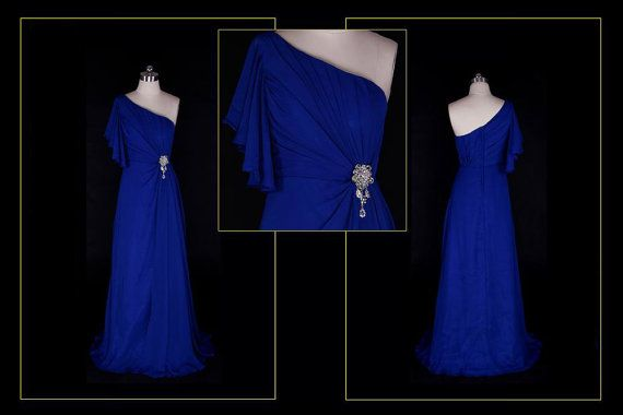 Custom made  Generous  Embroidered   handmade by Appropriatedress, $119.00