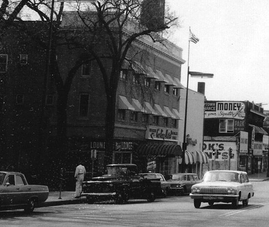 The Carling Hotel Was In Uptown For Decades This 1964 Photo Captures Scene