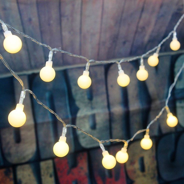 Battery Operated Outdoor String Lights Globe: Best 25+ Outdoor Globe String Lights Ideas On Pinterest