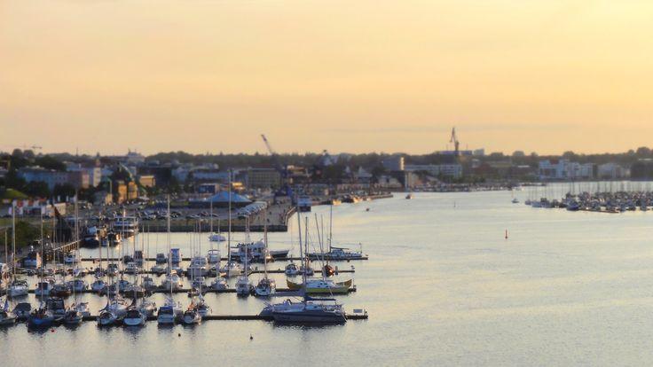 Rostock Port, Rostocker Hafen …wobei ihr das sicher übersetzen konntet