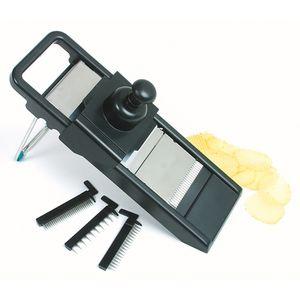 DELUXE MANDOLINE SLICER/GRATER http://www.coast2coastkitchen.com/store/specialty-kitchen-tools/heart-healthy-/deluxe-mandoline-slicergrater-