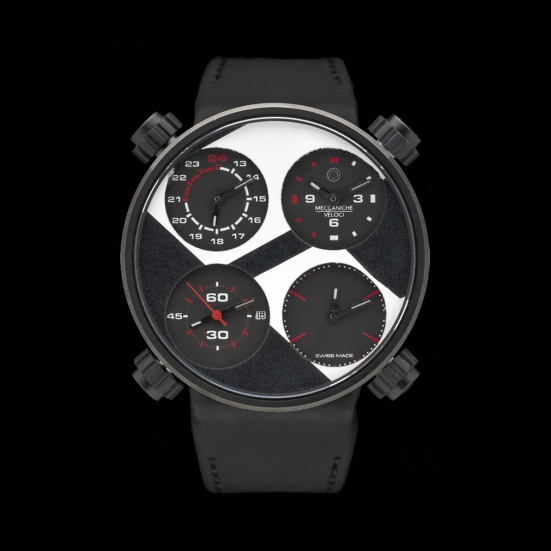 QUATTRO VALVOLE 48 - FOUR STROKES  ONLY ONE COLLECTION - RACE - BLACK PASSION 02  W124KG16