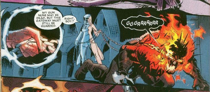 Ghost Rider's 5 Stupidest Villains – AiPT!