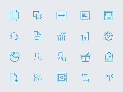Wallmob icons
