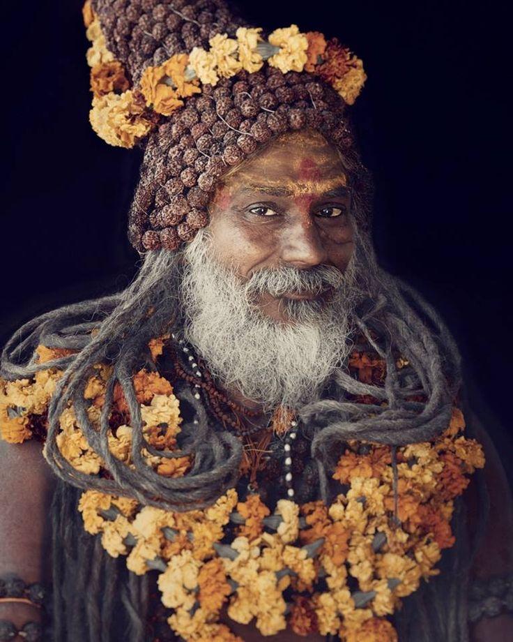 SADHUS, INDIA Sadhus in Hinduism are wandering holy men or
