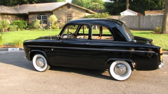 1958 Ford Anglia 100E