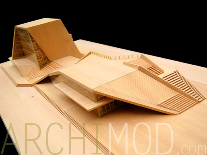 ARCHIMOD :: University and College Campus Models                                                                                                                                                                                 More