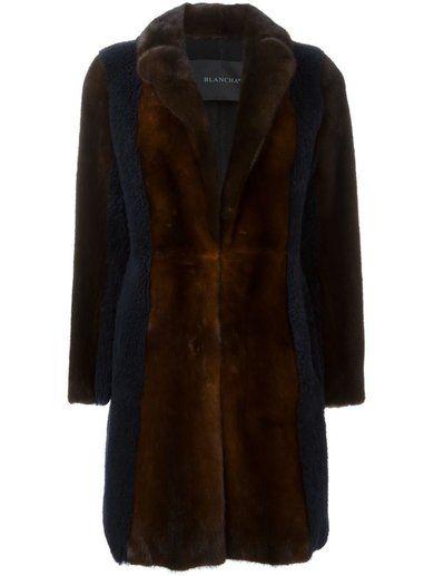 Blancha Fur Shearling Coat