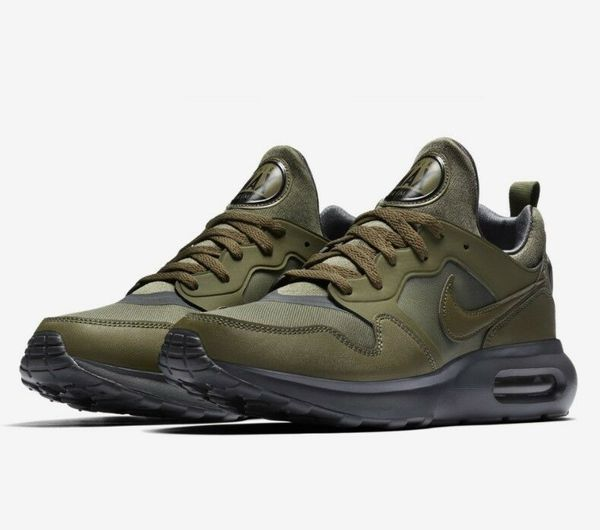 Nike air max prime olive green size 10
