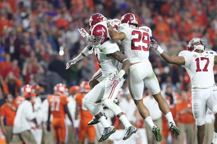 Special teams wins the day in national title game - The Crimson White - National Championship game in Glendale, Arizona Jan. 11, 2016 #Alabama #RollTide #BuiltByBama #Bama #BamaNation #CrimsonTide #RTR #Tide #RammerJammer #CFBChampionship #NationalChampionship