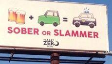 Полиция привлекла эмодзи к борьбе с пьянством за рулем http://dneprcity.net/tech/policiya-privlekla-emodzi-k-borbe-s-pyanstvom-za-rulem/  Дорожная полиция штата Южная Каролина запустила кампанию против пьянства за рулем, в которой используются эмодзи. Вдоль дорог установлены уже 130 биллбордов, на которых напечатаны три символа: машина + алкоголь =