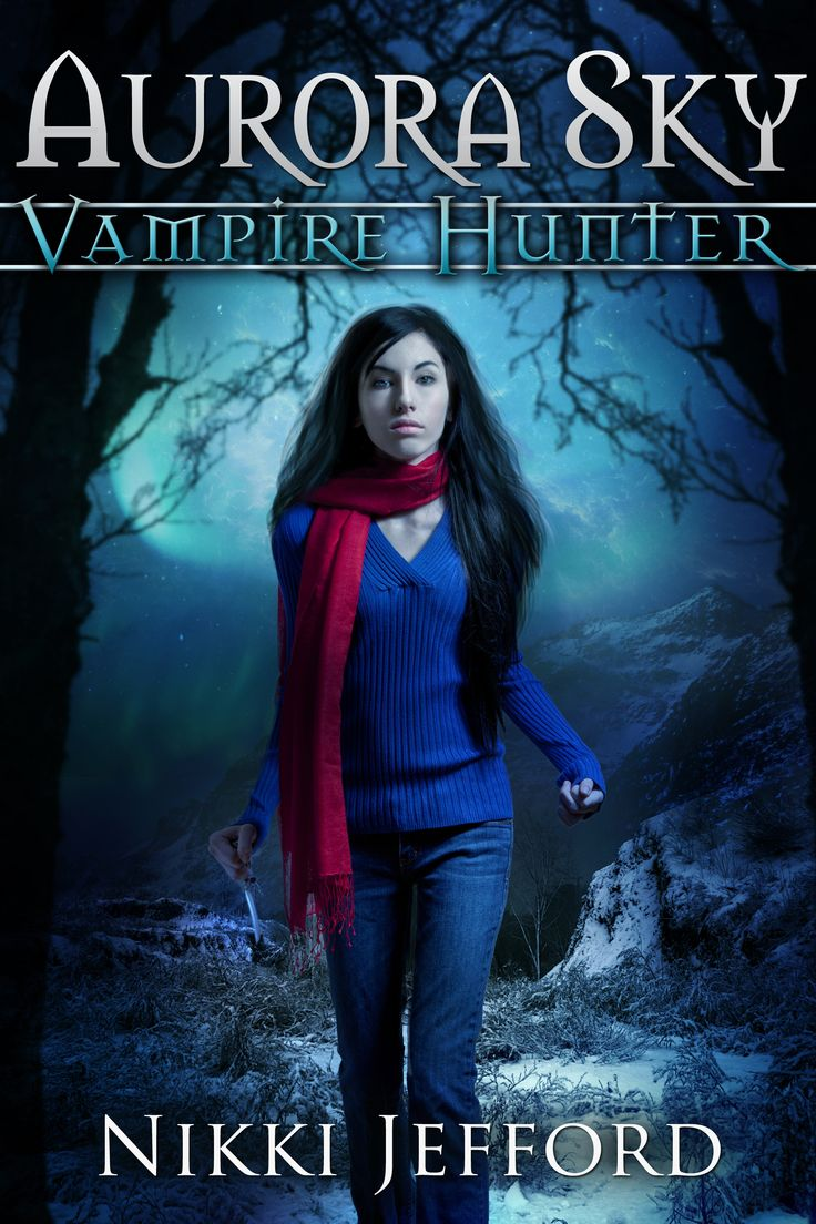 Aurora Sky: Vampire Hunter, Vol. 1   Now FREE at all major eBook retailers. :)  Design and artwork: Claudia at Phatpuppy Art  Photos: Teresa Yeh Photography  Model: Gabriella