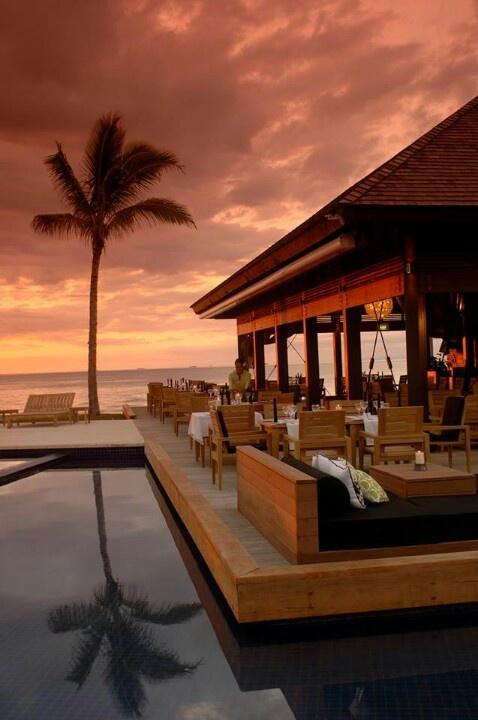 Fiji Hilton Hotel Bungalow