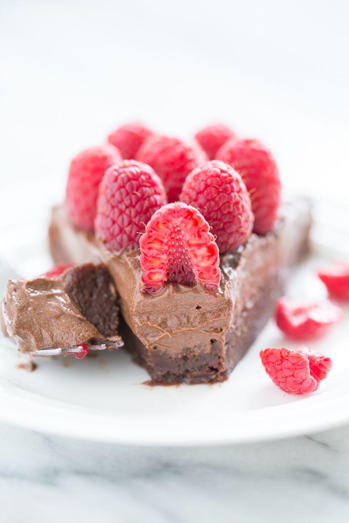 Chocolate Mousse Brownies | GI 365
