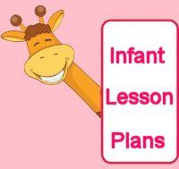 Infant Curriculum Lesson plans for babies ages 1 to 4 Months                                                                                                                                                                                 More