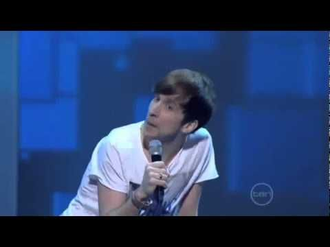 Russell Kane - 2011 Melbourne Comedy Festival Gala New Russell Kane HQ Funny Clip