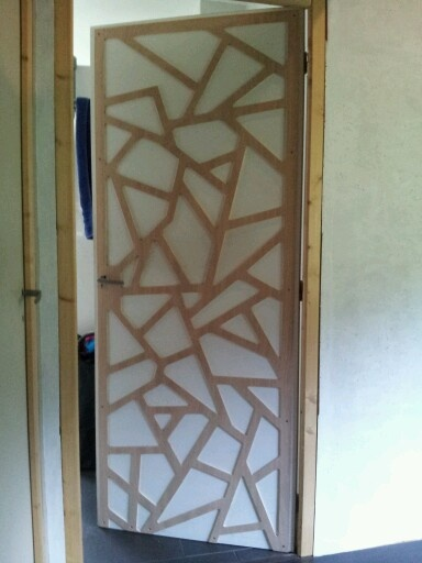 Plus de 1000 id es propos de deco sur pinterest for Customiser porte interieure